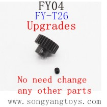 FEIYUE FY-04 Upgrades Parts-Metal Motor Gear FY-T26