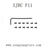 SJRC F11 Parts-Screw Driver Tool
