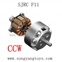 SJRC F11 Parts-Brushless Motor CCW