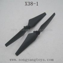 SONGYANGTOYS X38-1 Parts-Propellers
