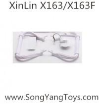 XinLin X163 Quadcopter landing gear