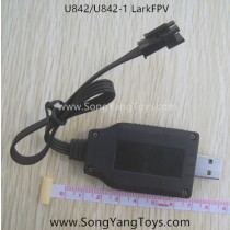 Udirc U842 Falcon quadcopter USB charger