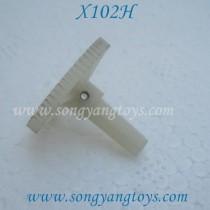 MJXR/X X-series X102H gear