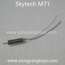 Skytech M71 quadcopter Motor white wire