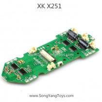 XK X251 Quadcopter ESC Board