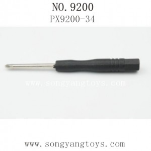 PXToys 9200 PIRANHA Parts-Screwdrivers