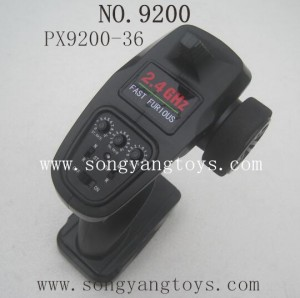 PXToys 9200 PIRANHA Parts-Transmitter PX9200-36