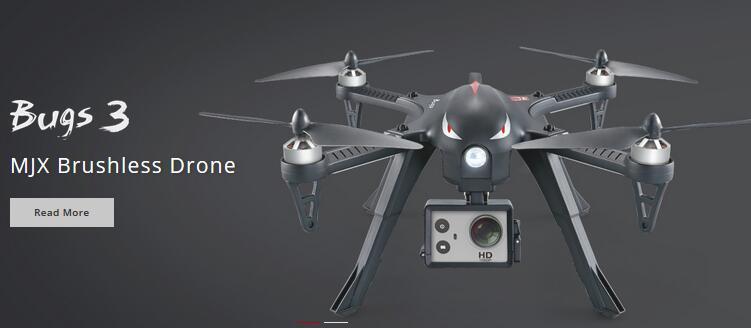 MJX BUGS3 Drone